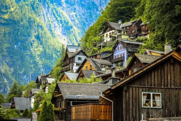 Maison de vacances à la montagne