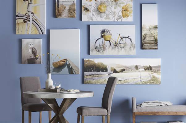 mur style galerie