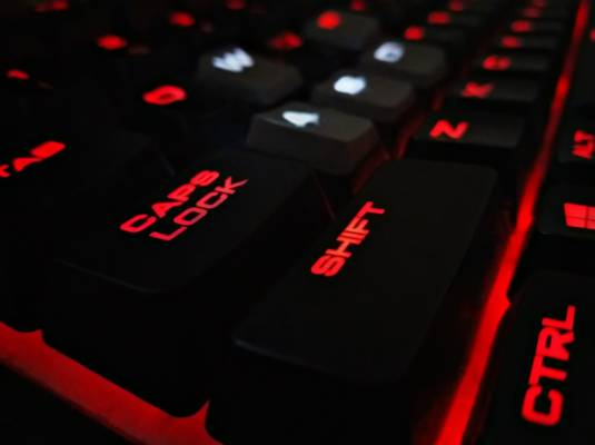 clavier mécanique gamer