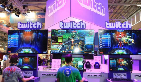 top jeux streamés sur Twitch