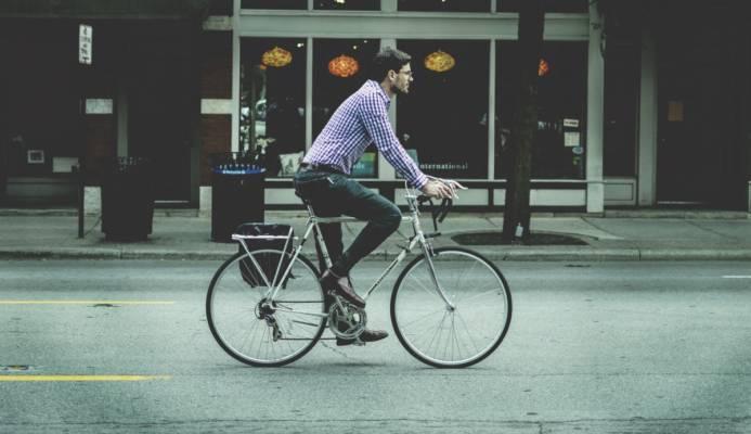 utiliser le vélo pour aller au travail